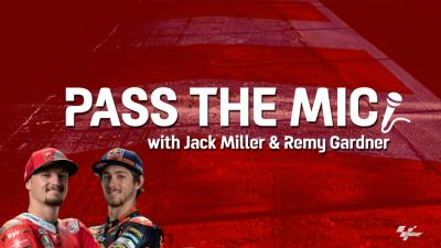 Pass The Mic: Jack Miller & Remy Gardner