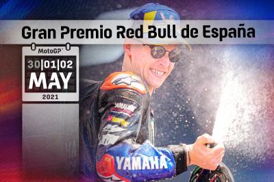 HORARIO: Gran Premio Red Bull de España
