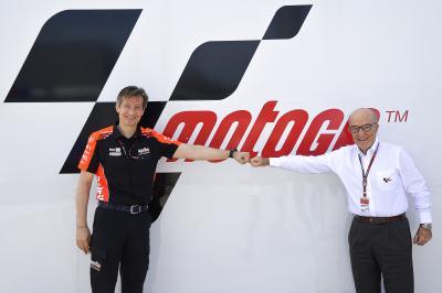 Dorna Sports e Aprilia Racing, insieme fino 2026