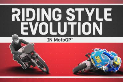 The evolution of riding styles in 3D