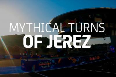 Mythical turns of the Circuito de Jerez - Angel Nieto