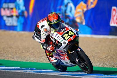 Suzuki puts in a stunner for third successive pole at Jerez