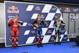Fabio Quartararo, Franco Morbidelli, Jack Miller, Gran Premio Red Bull de España