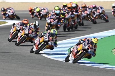 Red Bull Rookies Cup : La deuxième manche à Jerez