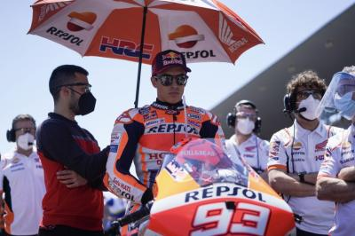 Marc Marquez: Jerez Test vital to understand HRC's problems