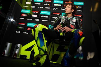 'I love MotoGP but fighting for 17th isn't fun' - Rossi
