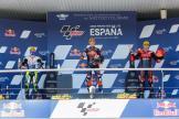 Pedro Acosta,Romano Fenati, Jeremy Alcoba, Gran Premio Red Bull de España