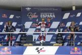 Fabio Di Giannantonio, Marco Bezzecchi, Sam Lowes, Gran Premio Red Bull de España