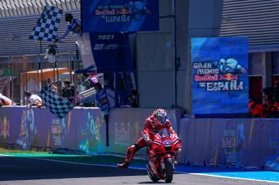 Miller déjoue les pronostics à Jerez !