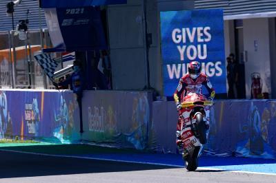 Moto2™ : Cavalier seul de Di Giannantonio à Jerez !