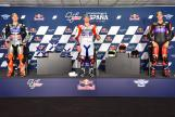 MotoE, Race Press Conference, Gran Premio Red Bull de España