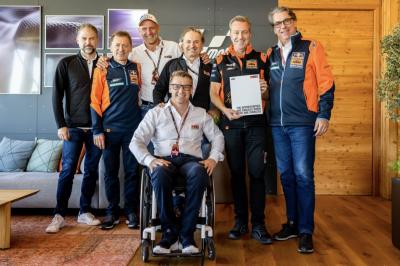 Tech3 sign new five-year agreement with KTM
