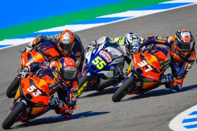 FREE: Enjoy the last lap of the Moto3™ mayhem in Jerez