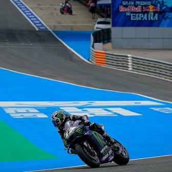 Viñales beendet Jerez-Test nach 101 Runden als Schnellster