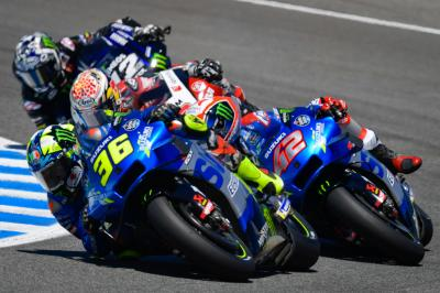 No podiums for Suzuki in Jerez, so where can they improve?