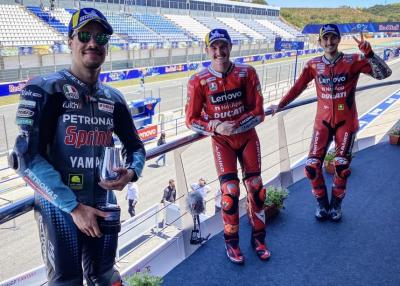 VIVA MILLER! Jerez heroics in all the top moments and