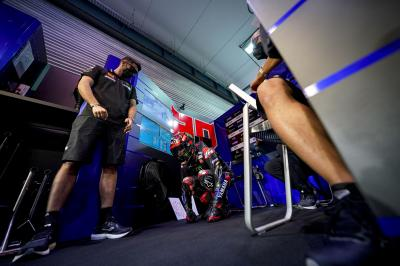 Arm pump: a predominant issue for MotoGP™ riders