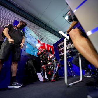Arm-Pump: ein vorherrschendes Problem bei MotoGP™-Fahrern