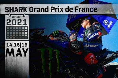 Shark GP de France : Demandez le programme !
