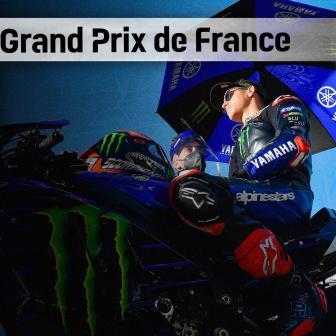 ZEITPLAN: SHARK Grand Prix von Frankreich