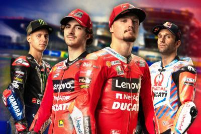 Ducati aspira a expandir su nuevo imperio en Francia