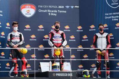 Epic unfolds in Valencia at Round 2 of FIM CEV Championship