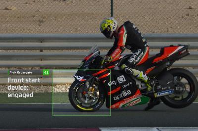 Alles, was man über MotoGP™ Start-Vorrichtungen wissen muss