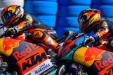 Jaume Masia, Pedro Acosta, Red Bull KTM Ajo, Gran Premio Red Bull de España