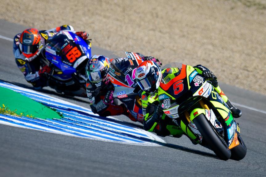 Yari Montella, LighTech Speed Up, Gran Premio Red Bull de España