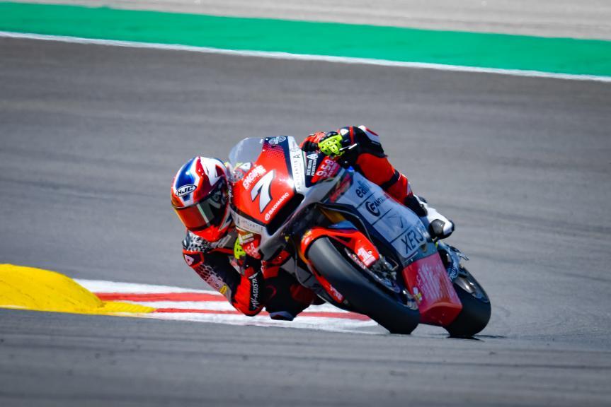 Lorenzo Baldassarri, MV Agusta Forward Racing, Gran Premio Red Bull de España