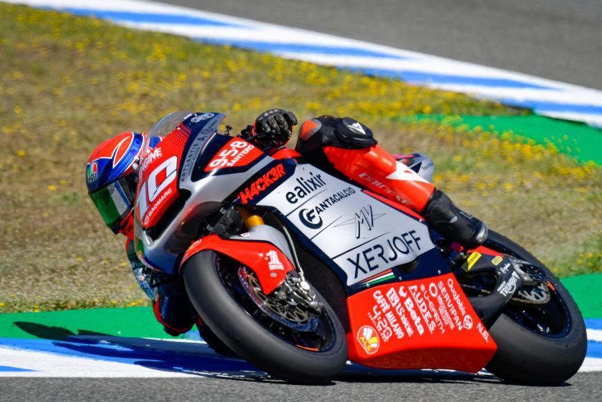 Tommaso Marcon, MV Agusta Forward Racing, Gran Premio Red Bull de España