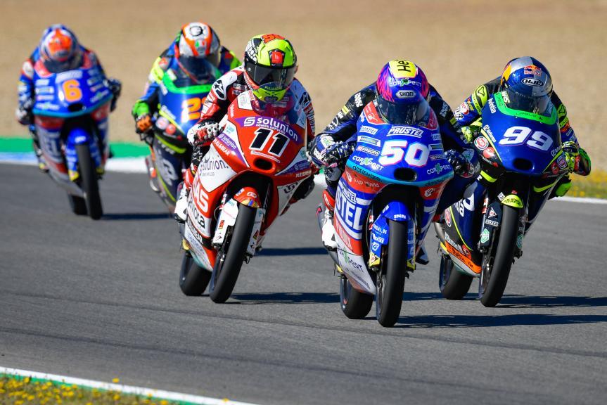 Sergio Garcia, Jason Dupasquier, Carlos Tatay, Gran Premio Red Bull de España