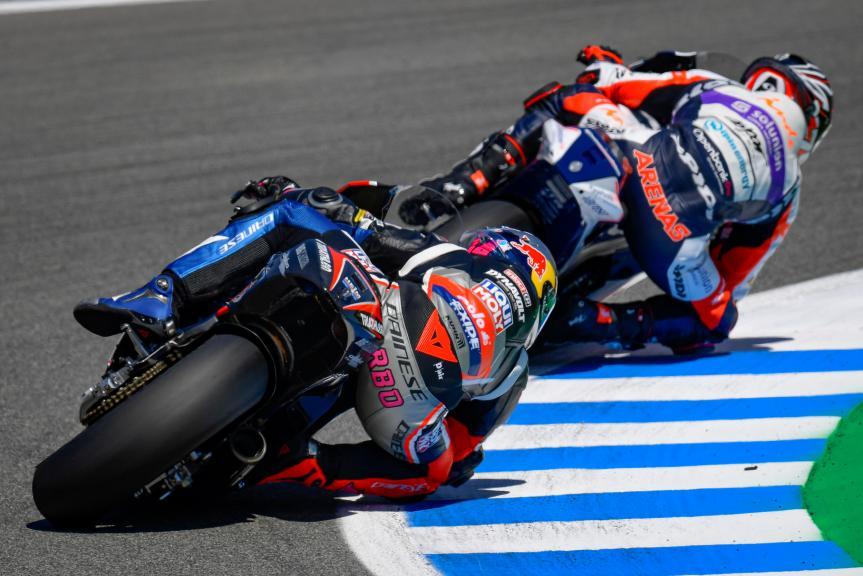 Tony Arbolino, Albert Arenas, Gran Premio Red Bull de España