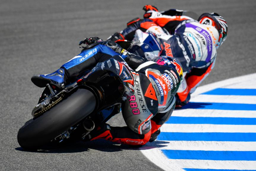 Tony Arbolino, Liqui Moly Intact GP, Gran Premio Red Bull de España