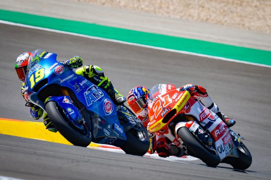 Lorenzo Dalla Porta, Italtrans Racing Team, Gran Premio Red Bull de España
