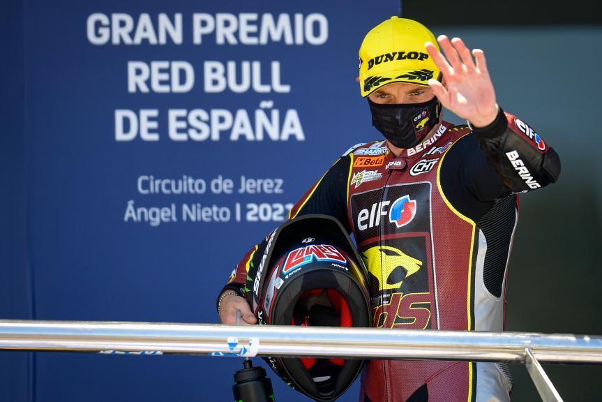 Sam Lowes, Elf Marc VDS Racing Team, Gran Premio Red Bull de España