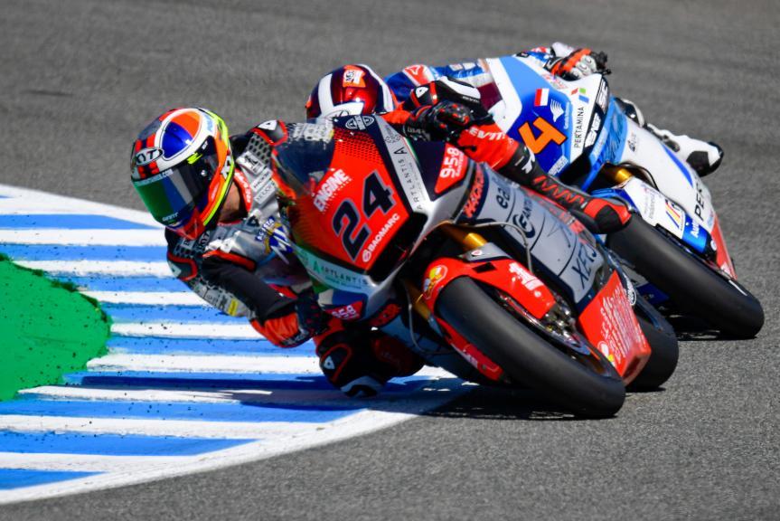 Simone Corsi, MV Agusta Forward Racing, Gran Premio Red Bull de España