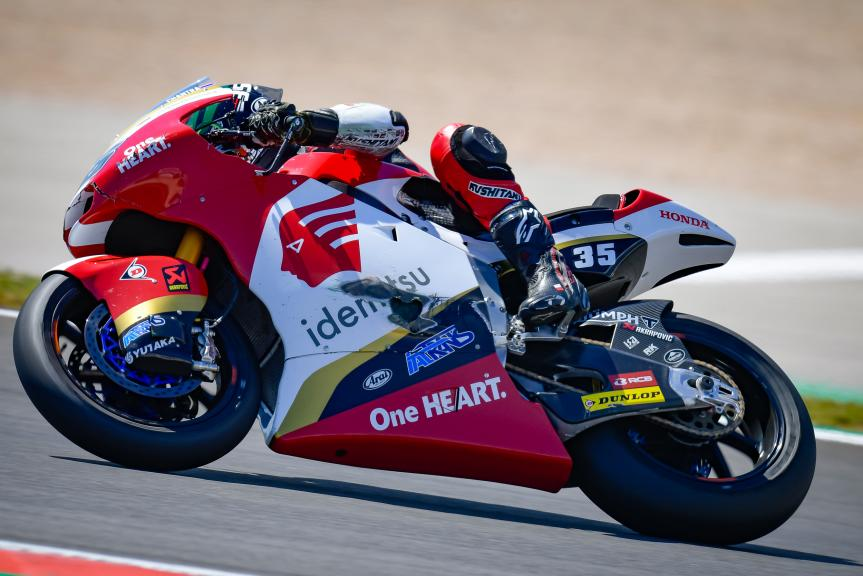 Somkiat Chantra, Idemitsu Honda Team Asia, Gran Premio Red Bull de España