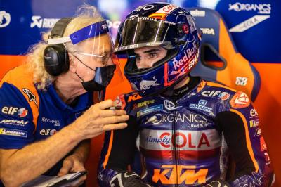 Meet MotoGP™ 'living legend and guru' Guy Coulon