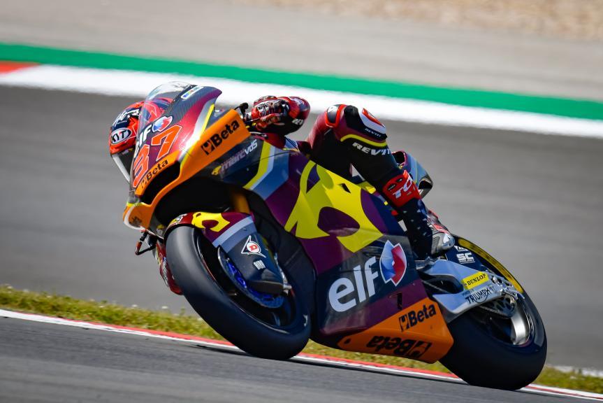 Augusto Fernandez, Elf Marc VDS Racing Team, Gran Premio Red Bull de España