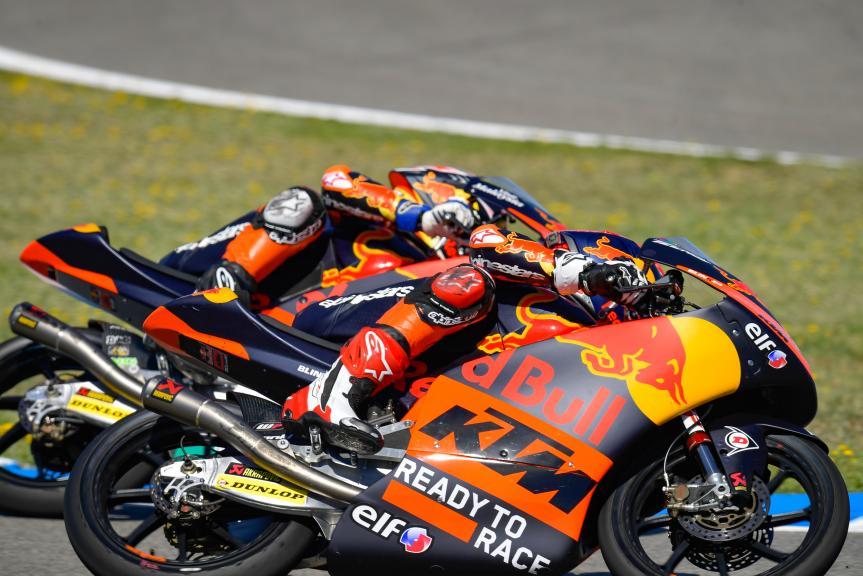 Pedro Acosta, Deniz Oncu, Gran Premio Red Bull de España