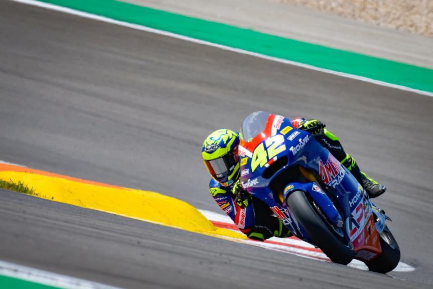 Marcos Ramirez, American Racing, Gran Premio Red Bull de España