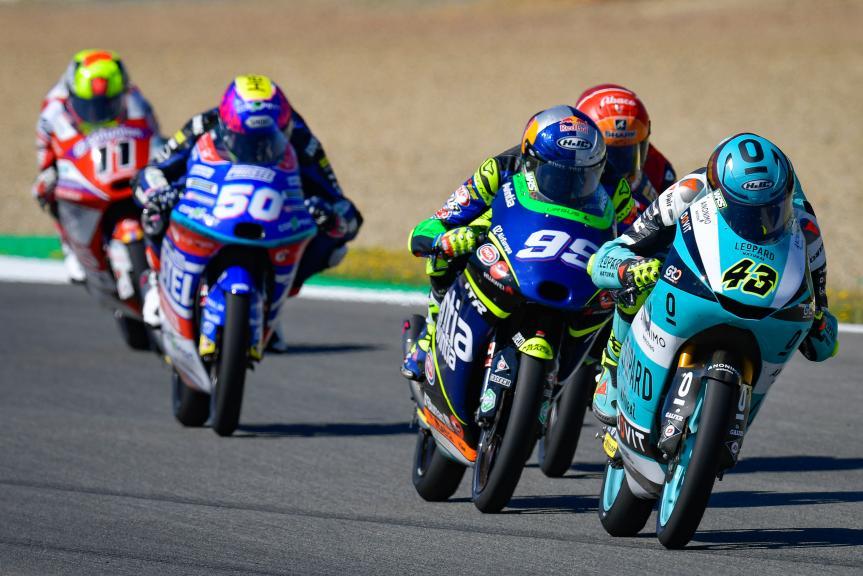 Xavier Artigas, Leopard Racing, Gran Premio Red Bull de España