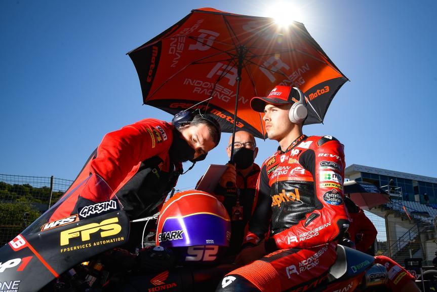 Jeremy Alcoba, Indonesian Gresini Racing Moto3, Gran Premio Red Bull de España