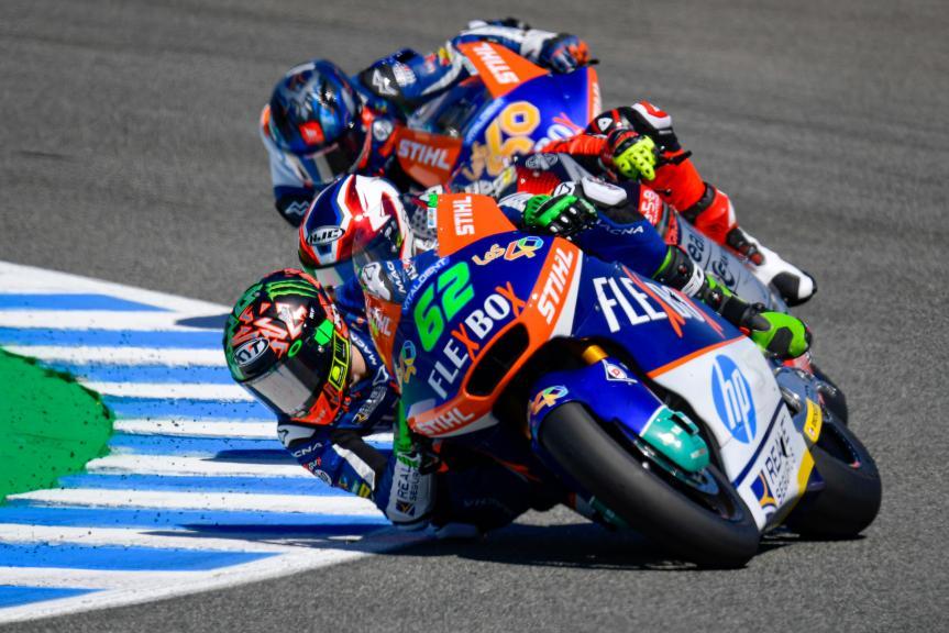 Stefano Manzi, Flexbox HP40, Gran Premio Red Bull de España