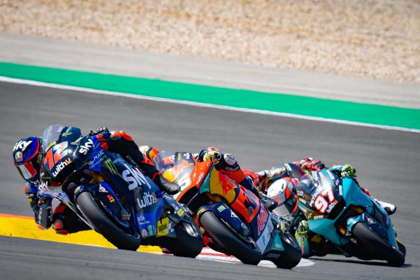Marco Bezzecchi, Sky Racing Team VR46, Gran Premio Red Bull de Españar