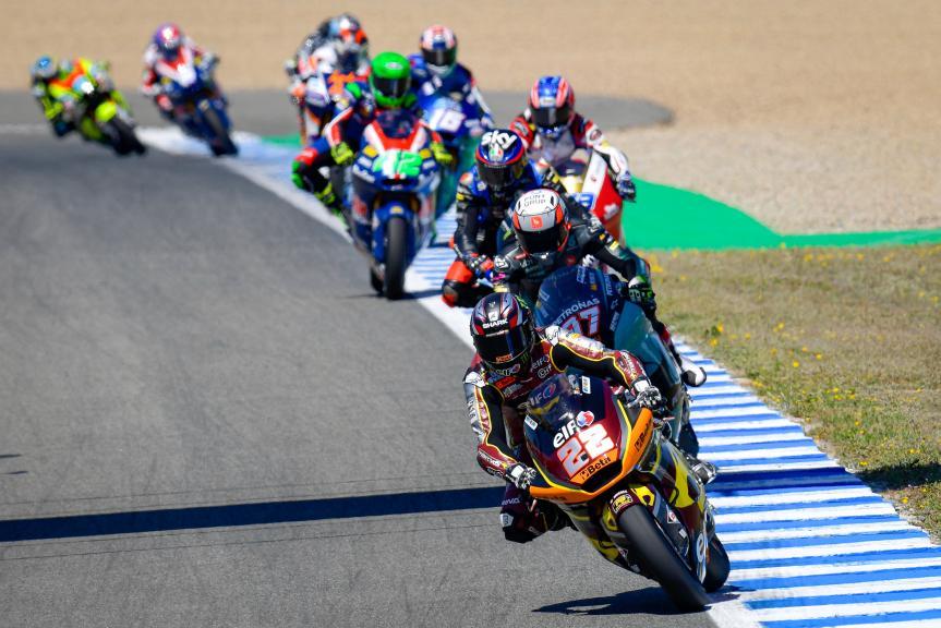 Moto2, Race, Gran Premio Red Bull de España