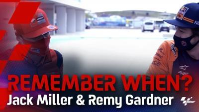 Remember When? Jack Miller & Remy Gardner