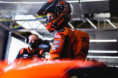 Du rouge à l'orange : le nouveau challenge de Petrucci