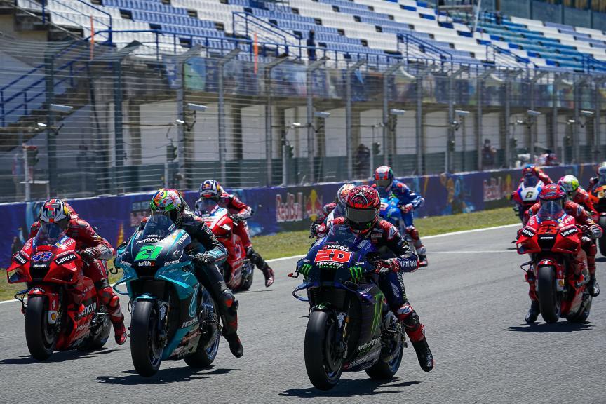 MotoGP, Gran Premio Red Bull de España